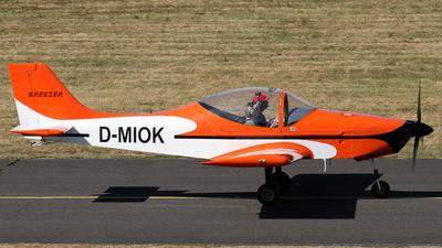 A picture of DMIOK - Aerostyle Breezer CL - [UL104] - © Daniel Schwinn
