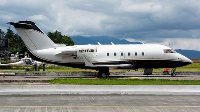 N211LM - Bombardier CL-600-2B16 Challenger 601 - Private