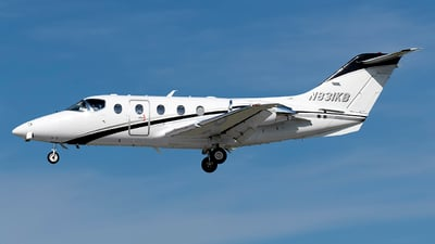 N831KB - Raytheon Hawker 400XP - Private