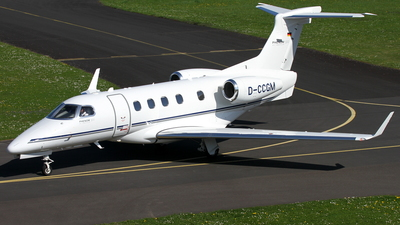 D-CCGM - Embraer 505 Phenom 300 - Private
