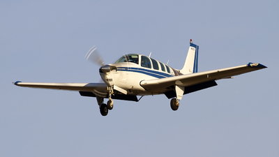 N6027U - Beechcraft 36 Bonanza - Private