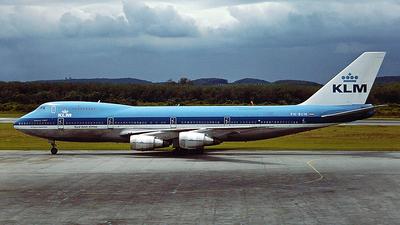 PH-BUM - Boeing 747-206B(M)(SUD) - KLM Royal Dutch Airlines