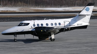 SE-FVP - British Aerospace Jetstream 31 - Avies Air Company