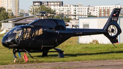SP-MRM - Eurocopter EC 120B Colibri - Private