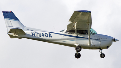 N734QA - Cessna 172N Skyhawk - Private