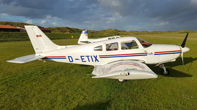 D-ETIX - Piper PA-28-161 Warrior III - Private