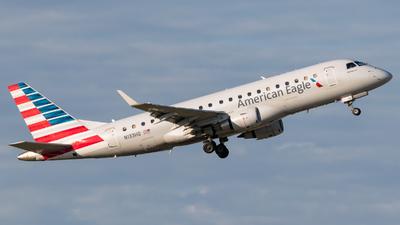 N133HQ - Embraer 170-200LR - American Eagle (Republic Airways)