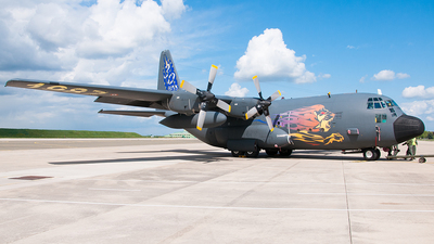 4588 - Lockheed C-130H Hercules - France - Air Force