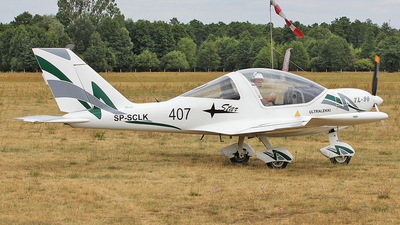 SP-SCLK - TL Ultralight TL-96 Star - Private