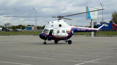 RA-15768 - PZL-Swidnik Mi-2 Hoplite - MARZ DOSAAF
