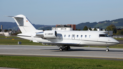 A picture of DAWBF - Bombardier Challenger 650 -  - © Karl Dittlbacher