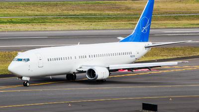 N313XA - Boeing 737-484 - iAero Airways