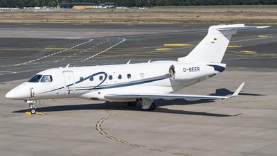 D-BEER - Embraer EMB-550 Legacy 500 - Air Hamburg