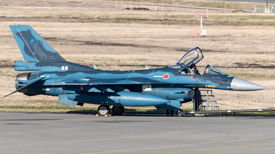 83-8546 - Mitsubishi F-2A - Japan - Air Self Defence Force (JASDF)
