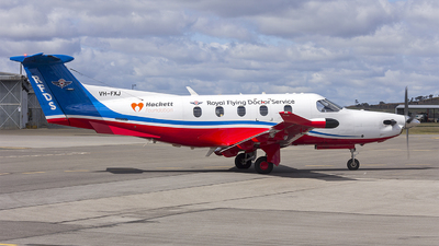 VH-FXJ - Pilatus PC-12/47 - Royal Flying Doctor Service of Australia (Central Section)