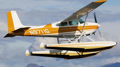 A picture of N9711G - Cessna 180H - [18052211] - © C. v. Grinsven