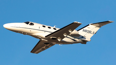 N808LS - Cessna 510 Citation Mustang - Private