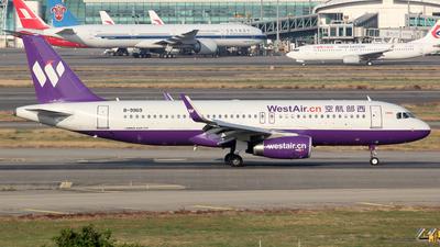 B-9969 - Airbus A320-232 - West Air