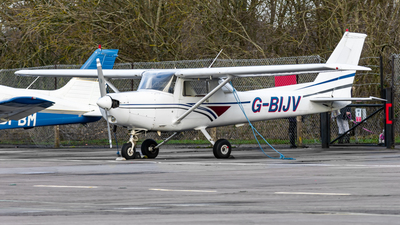 G-BIJV - Reims-Cessna F152 - Falcon Flying Services