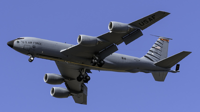 63-8003 - Boeing KC-135R Stratotanker - United States - US Air Force (USAF)