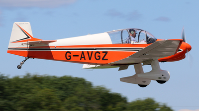 A picture of GAVGZ - Jodel DR1050 Ambassadeur - [341] - © Brian T Richards