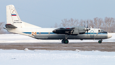RF-93996 - Antonov An-26 - Russia - Air Force