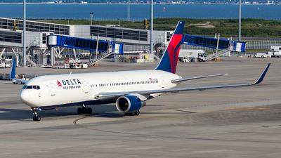 N152DL - Boeing 767-3P6(ER) - Delta Air Lines