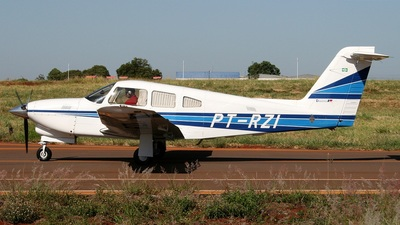 PT-RZI - Embraer EMB-711ST Corisco - Private
