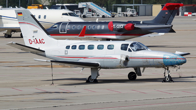 D-IAAC - Cessna 441 Conquest II - CCF Manager Airline
