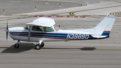 N3989Q - Cessna 172L Skyhawk - Private