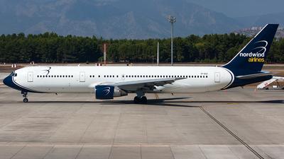 VP-BOZ - Boeing 767-3G5(ER) - Nordwind Airlines