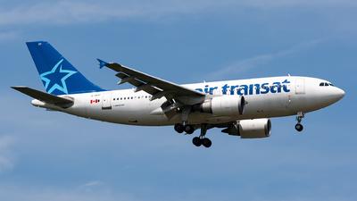 C-GFAT - Airbus A310-304 - Air Transat