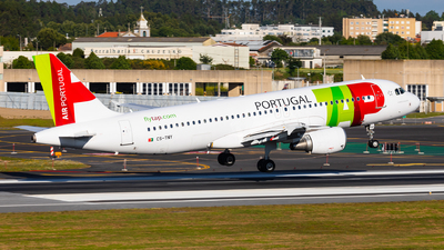 A picture of CSTNY - Airbus A320214 - TAP Air Portugal - © Carlos Miguel Seabra