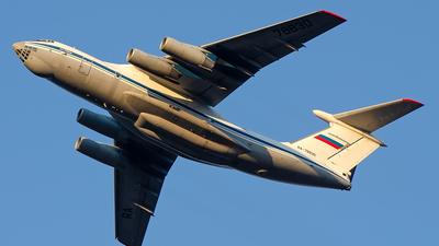 A picture of RA78830 - Ilyushin Il76MD -  - © OSDU