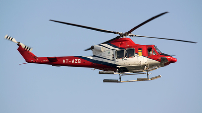 VT-AZQ - Bell 412EP - Global Vectra Helicorp