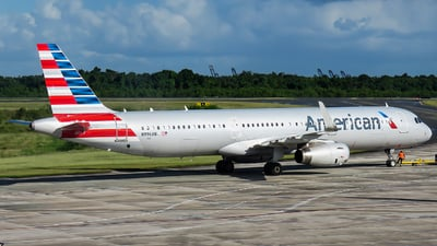 N996AN - Airbus A321-231 - American Airlines