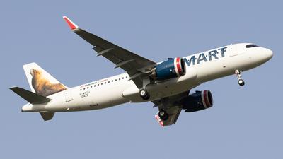F-WWDU - Airbus A320-271N - JetSmart