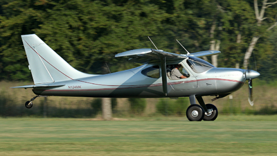 N124MK - Glasair Aviation GS-2 Sportsman 2+2 - Private