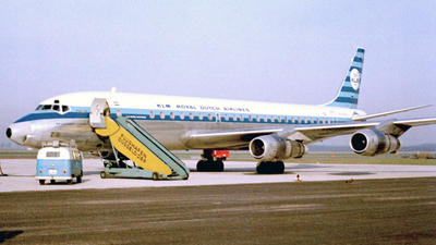 PH-DCO - Douglas DC-8-53 - KLM Royal Dutch Airlines