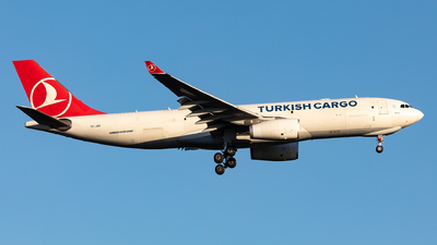 A picture of TCJDO - Airbus A330243F - Turkish Airlines - © Sebastian Sowa