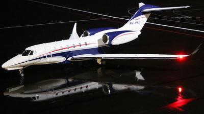 PH-PKX - Cessna 750 Citation X - Private