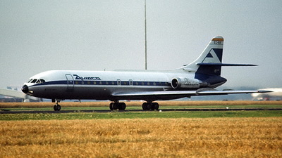 EC-BIF - Sud Aviation SE 210 Caravelle 10B1R - Aviaco