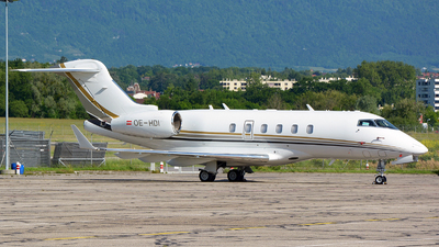 OE-HDI - Bombardier BD-100-1A10 Challenger 300 - Private