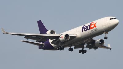 A picture of N621FE - McDonnell Douglas MD11F - FedEx - © Ayase Yukari