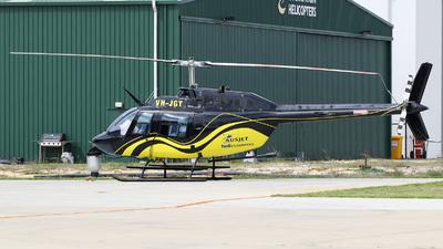 VH-JGT - Bell 206B JetRanger III - Ausjet Helicopters