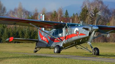 A picture of HBFLI - Pilatus PC6/B2H4 Turbo Porter - [893] - © jeremy denton