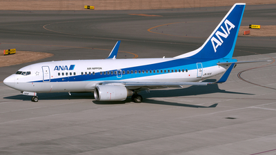 JA11AN - Boeing 737-781 - All Nippon Airways (ANA)