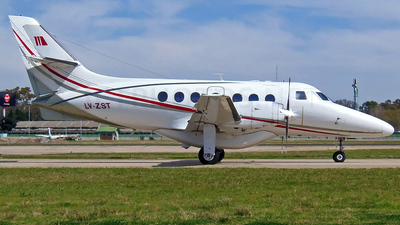 LV-ZST - British Aerospace Jetstream 32EP - MACAIR Jet