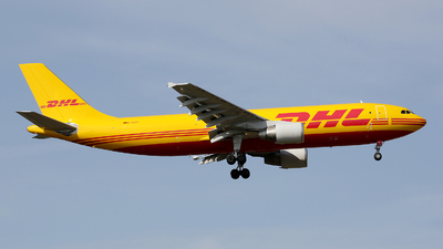 A picture of DAEAR - Airbus A300B4622R(F) - DHL - © Stefan Mayer