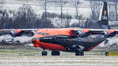 A picture of URCKL - Antonov An12BK - Cavok Air - © Artur Brandys